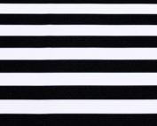 Black Stripe Table Linen