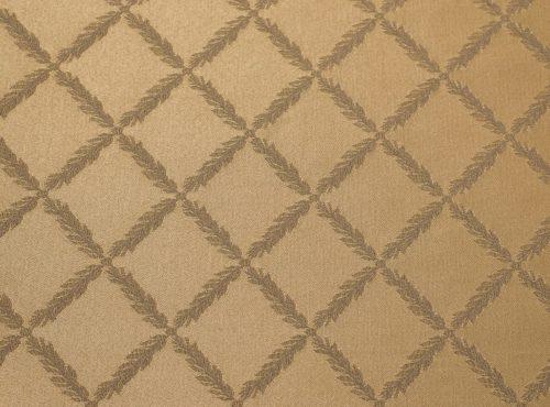 Caesar Table Cloth, Gold Table Linen