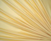 Canary Lamour Table Linen, Light Yellow Table Cloth