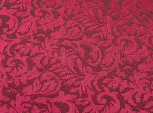 Cranberry Waltz Table Linen