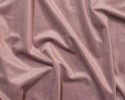 Dusty Rose Plush Velvet Table Linen, Pink Velvet Table Cloth
