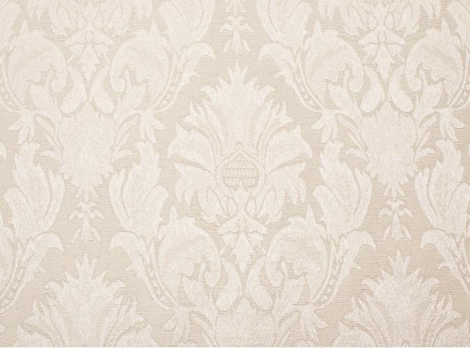Ivory Damask Table Linen