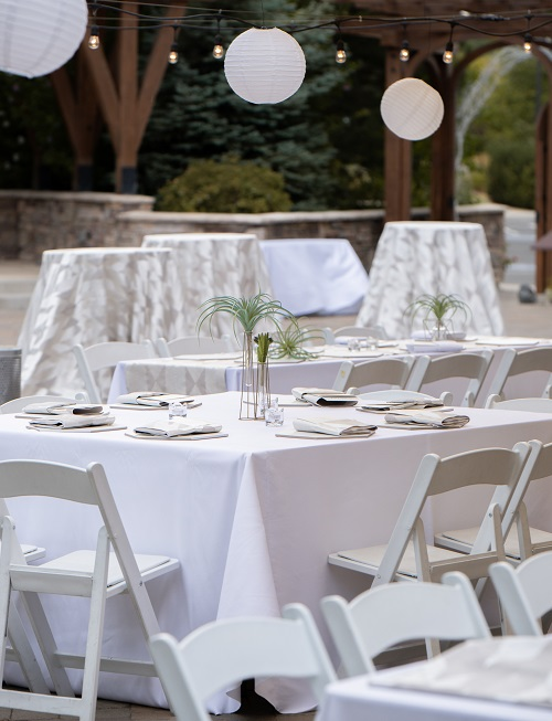White Suede Table Linen, White Faux Suede Table Cloth