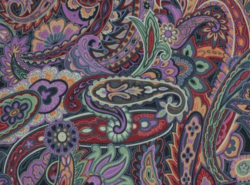 Regal Paisley Table Linen