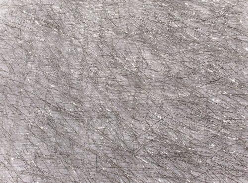 Silver Shag Table Linen