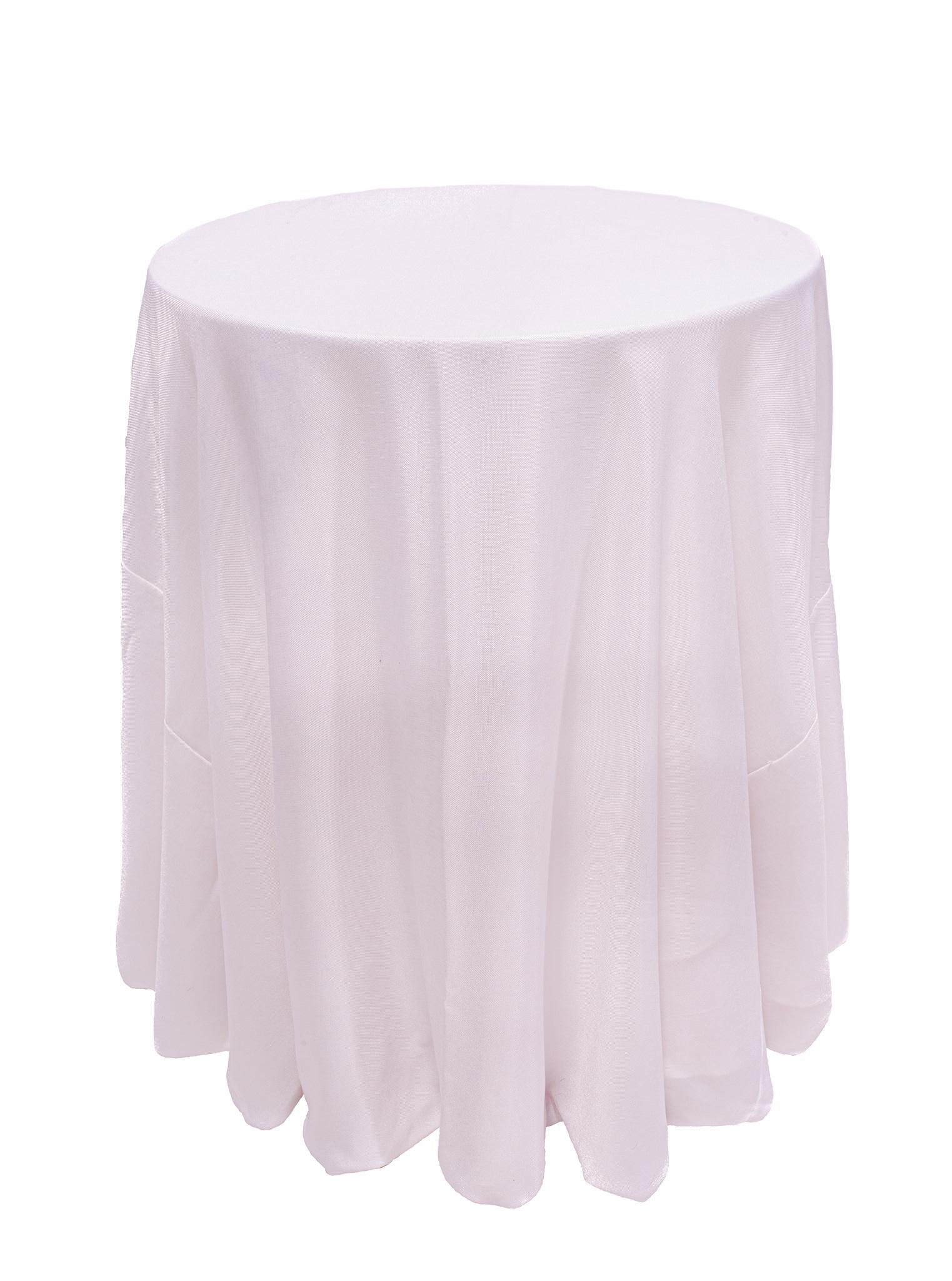 White Vintage Linen Full Length