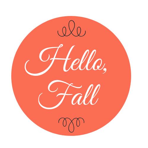 Hello Fall Graphic