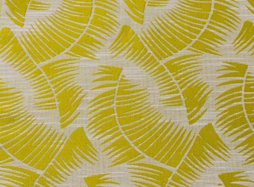 Pineapple Havana Napkin, Yellow Leaf Napkin, #theNAPKINmovement